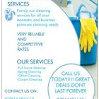 MALTS Cleaning Services logo