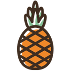 Pineapple: A Digital Agency logo