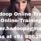 online-trainings.org provides hadoop online training