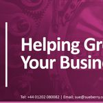 Sue Berry - Business Growth Mentor profile image.