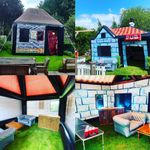 Cheshire Inflatables - pop up party pubs profile image.