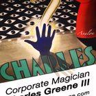 Charles Greene III Corporate Magician logo