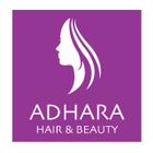 Adhara Hair logo