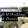 B/M  weddings party decorations profile image