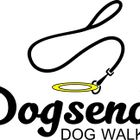 Dogsend Dog Walkers logo
