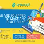 Spruced Services Ltd profile image.