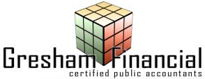 Gresham Financial profile image.