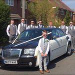 Marlows Wedding Car Hire profile image.