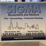 Sigma Accountants and Advisors, LLC profile image.