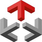 Down 7 Up 8, Inc. logo