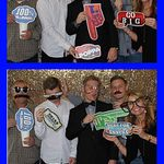 Luxe Pix Photo Booth profile image.