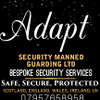 ADAPT SECURITY MANNED GUARDING LTD profile image