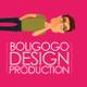Boligogo Design Production logo