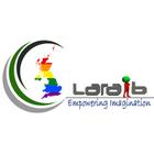 Laraibz World logo