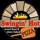 Swingin' Hot Pizza logo