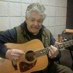 Red Guitar profile image.