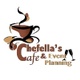 Chefella's Cafe and Event Planning logo