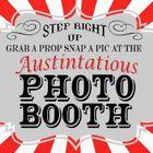 Austintatious Photo Booth logo