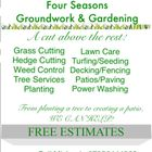 Four Seasons Groundwork and Gardening