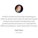 Menterprise - Content Creator & Article Generator profile image.