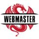 Red Dragon Webmaster logo