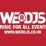 WE R DJS profile image.