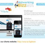 Networking Bizz Digital profile image.