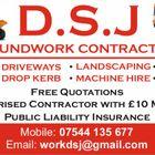 Dsj groundwork contractors