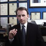 Sean Kyle - Independent Online Counsellor and Psychotherapist / Life Coach profile image.
