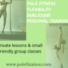 Pole Fixation Fitness and Dance