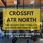 Crossfit ATR North logo