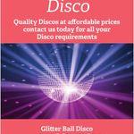 Glitter Ball Disco profile image.