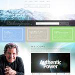 Kasey Cox, Graphic Designer - Foxz Creative profile image.