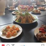 Vanilla Blue Catering profile image.