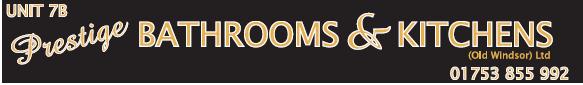 Prestige Bathrooms & Kitchens logo