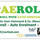 Paeroll from Hammond & Co. (Gloucester)