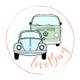Love Bug Wedding Cars logo