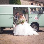 Love Bug Wedding Cars profile image.