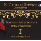 K. General Service