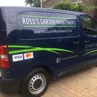 Ross's Garden Maintenance