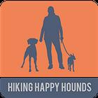 Hiking Happy Hounds