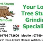 Lydiard Stump in North Wiltshire (was stumpbusters) profile image.