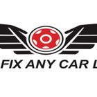 We Fix Any Car Ltd