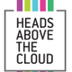 heads above the cloud  logo