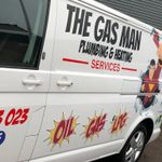 The Gas Man Services profile image.