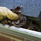 gutter clearing service
