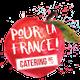 Pour la France! Catering logo