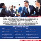 Push Legal services Ltd