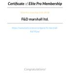 F&D marshall ltd. profile image.