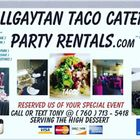 Allgaytan Taco Catering / Party Rentals